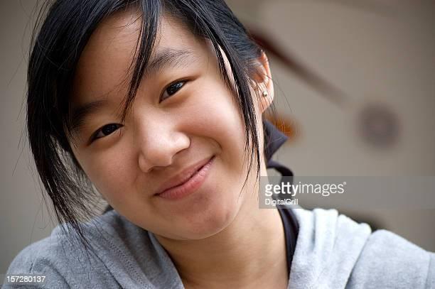 Asian Teen Girl