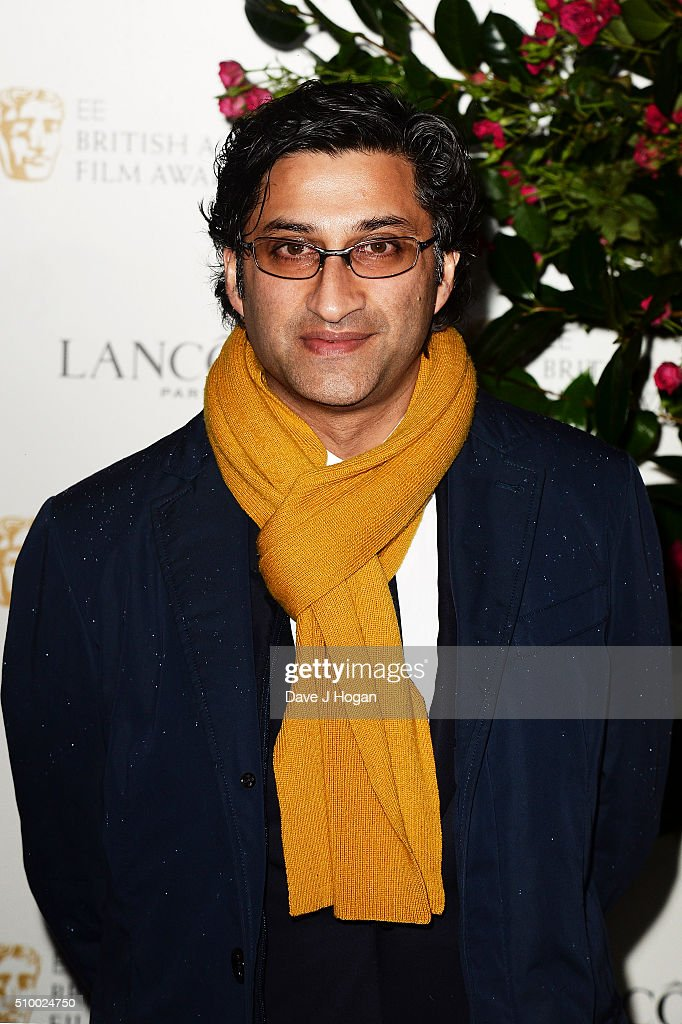 <a gi-track='captionPersonalityLinkClicked' href=/galleries/search?phrase=Asif+Kapadia&family=editorial&specificpeople=680084 ng-click='$event.stopPropagation()'>Asif Kapadia</a> attends the Lancome BAFTA nominees party at Kensington Palace on February 13, 2016 in London, England.