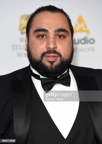 Asim Chaudhry attends the Royal Television Society Programme Awards on March 21 2017 in London United Kingdom