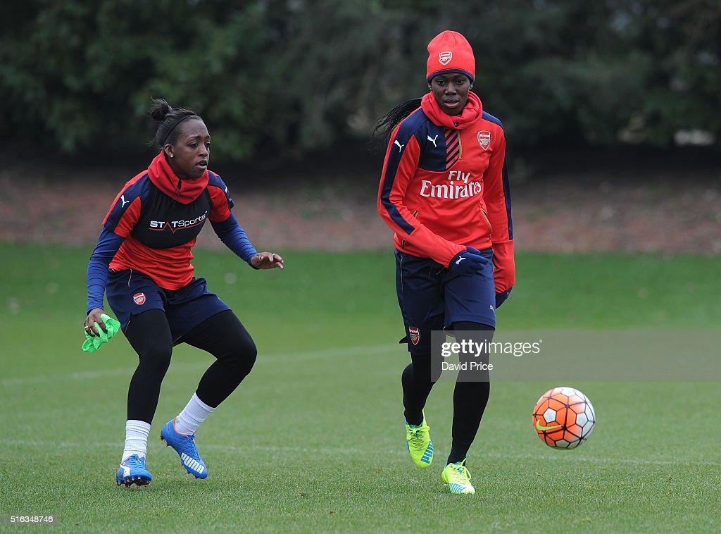 Arsenal Ladies Unveil New Signing Asisat Oshoala