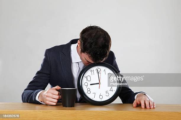 Dormir sur le travail