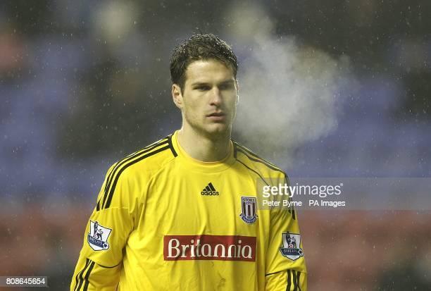 Asmir Begovic Stoke City