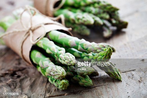 Asparagus : Stock Photo