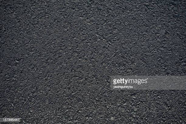 Asphalt Freshly Paved
