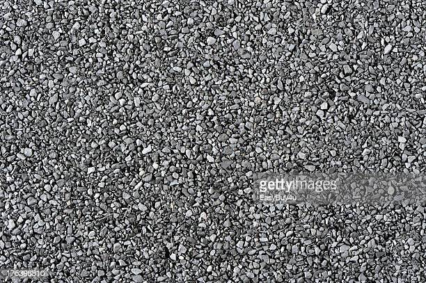 Asphalt roof shingle close up