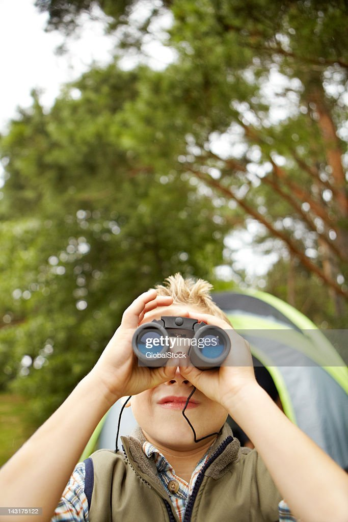 Aspiring explorer - Copyspace : Stock Photo
