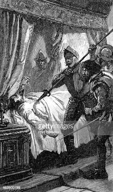 Assassination of Albrecht von Wallenstein Austrian soldier 1634 Wallenstein commanded the Catholic imperial armies during the Thirty Years War until...