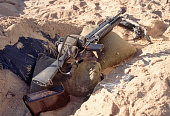 M16 Assault Rifle with Grenade Launcher