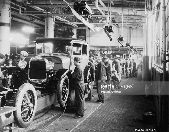 Ford Motor Company Fotograf As E Im Genes De Stock Getty
