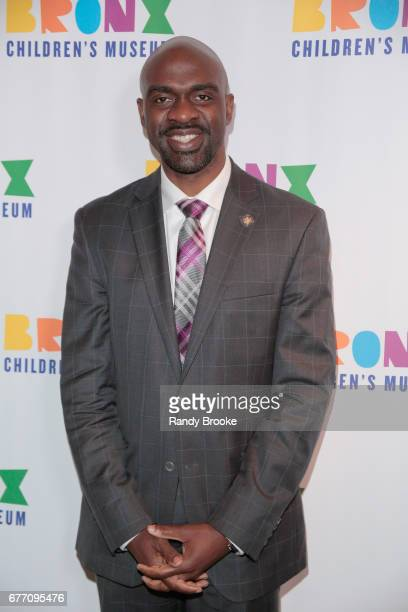 Assemblyman Micheal Blake attends the 2017 The Bronx Children's Museum Gala at Tribeca Rooftop on May 2 2017 in New York City