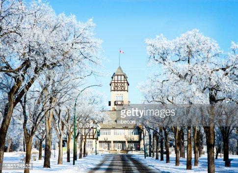 Assiniboine Park Pavilion Winnipeg