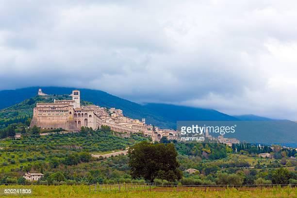 Assisi in Umbria, Italy