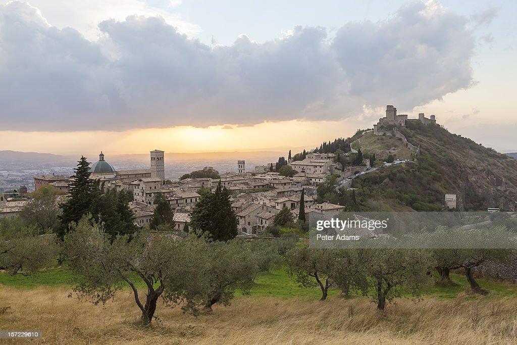 Assisi, Umbria, Italy : Stock Photo