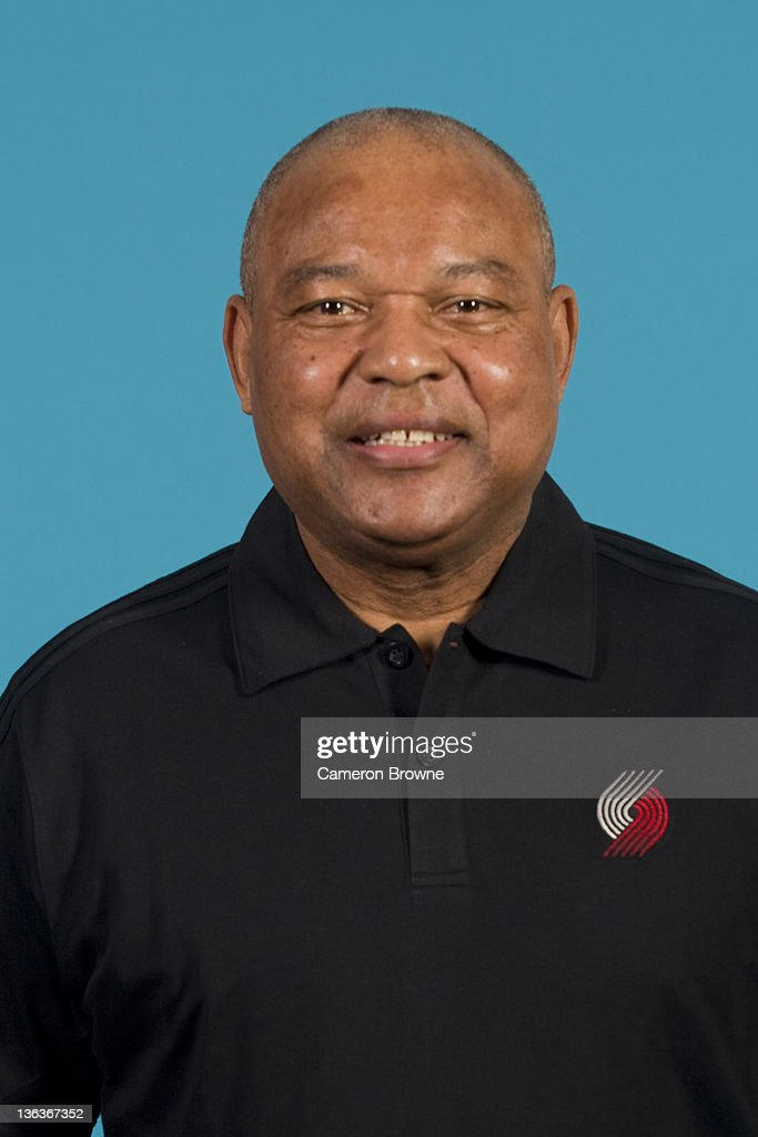 Assistant coach Bernie Bickerstaff of the Portland Trail Blazers poses for a portrait during Media Day on December 16, 2011 at the Rose Garden Arena in Portland, Oregon.