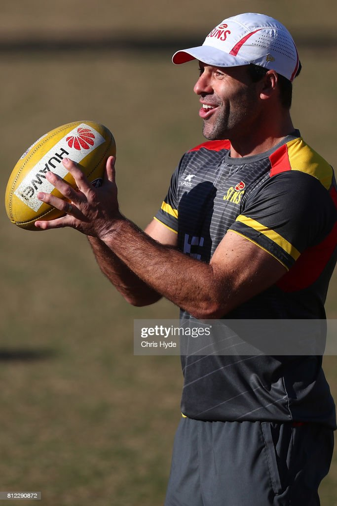 Gold Coast Suns Training Session
