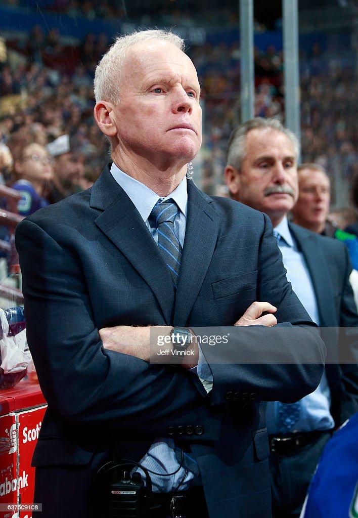 Los Angeles Kings v Vancouver Canucks