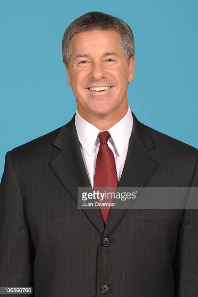 Assistant Coach Neil Olshey of the Los Angeles Clippers poses for a photo during Media Day at the Clippers Training Center on December 13 2011 in...