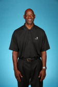 Assistant Coach Terry Porter of the Minnesota Timberwolves poses for a portrait during 2013 NBA Media Day on September 30 2013 at Target Center in...