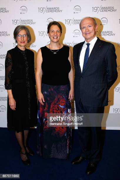 Assistant DirectorGeneral for Natural Sciences Doctor Flavia Schlegl Laureate for AsiaPacific Professor Michelle Simmons and Chairman Chief Executive...