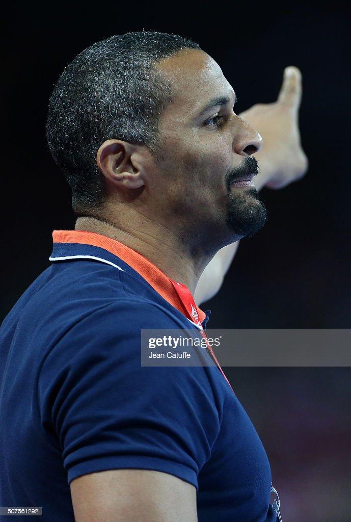 France v Denmark - Men's EHF European Championship 2016