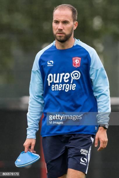 assistent trainer Sjors Ultee of FC Twenteduring a training session at Trainingscentrum Hengelo on June 24 2017 in Hengelo The Netherlands