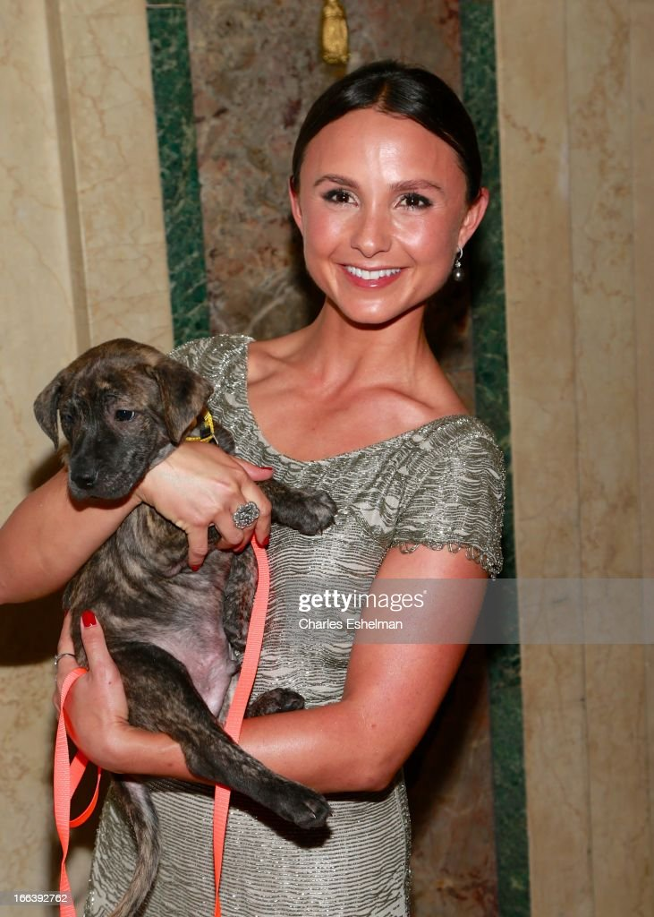 Associate Chairperson Georgina Bloomberg attends the 16th Annual ASPCA Bergh Ball at The Plaza Hotel on April 11, 2013 in New York City.
