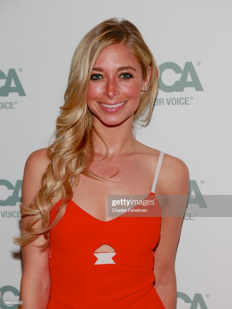 Associate Chairperson Jessie Schuster attends the 16th Annual ASPCA Bergh Ball at The Plaza Hotel on April 11, 2013 in New York City.