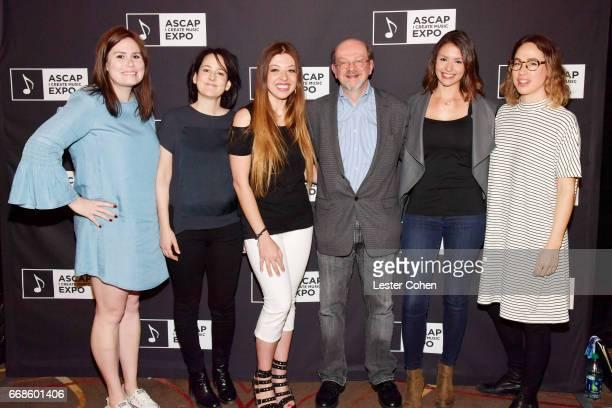 ASCAP Associate Director for Film TV Rachel Perkins film composer Lesley Barber composer Pinar Toprak Variety film music writer Jon Burlingame...