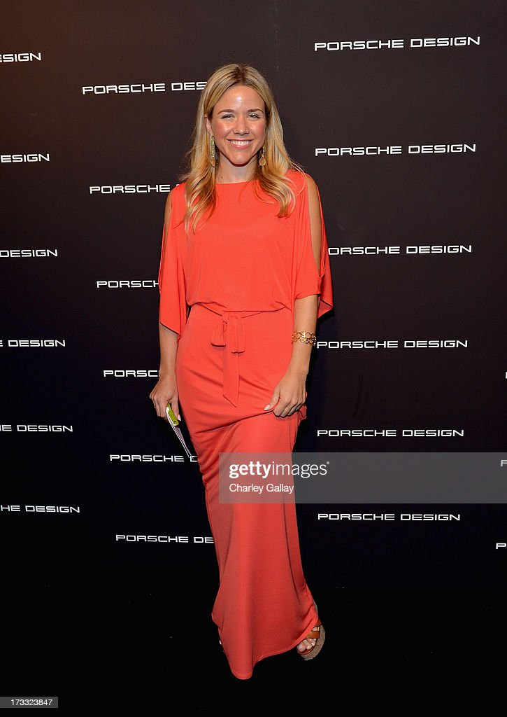 Associate Director of Special Events at Vogue, Cara Crowley attends the Porsche Design and Vogue re-opening event at Porsche Design Beverly Hills on July 11, 2013 in Beverly Hills, California.
