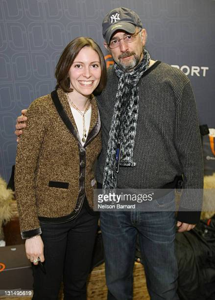Associate Manager Global PR Communications at The Rockport Company Rochelle Rosenthal and actor Richard Schiff attend Rockport at the Kari Feinstein...