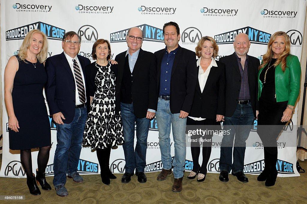 Associate National Executive Director of Producers Guild of America Susan Sprung writer Robert King writer Michelle King Writer Joe Weisberg Producer...