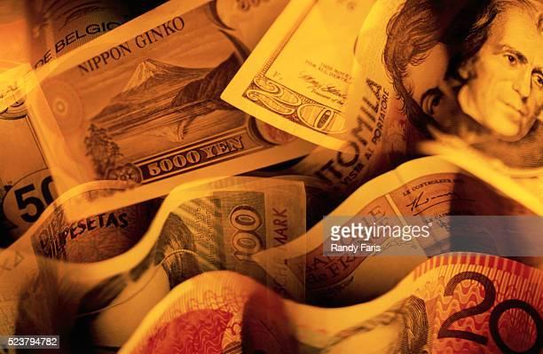 Assorted Currencies