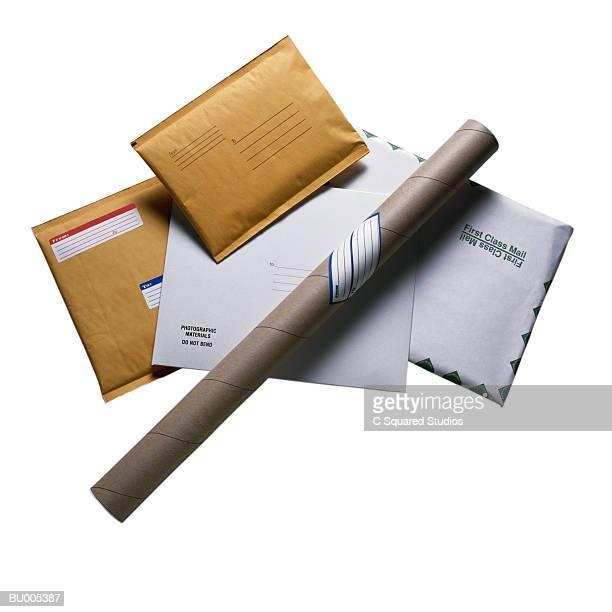 Assorted Envelopes