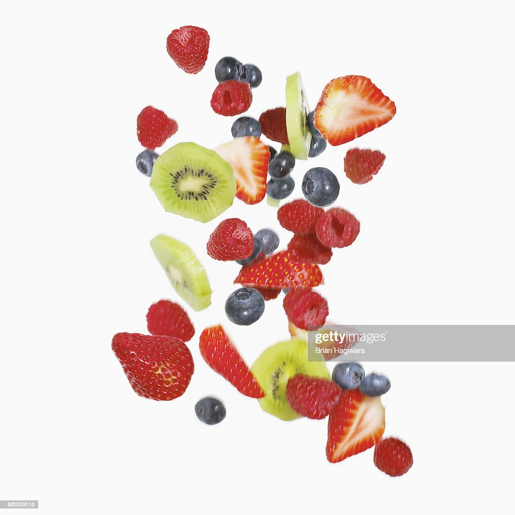 Assorted fruit : Stock Photo