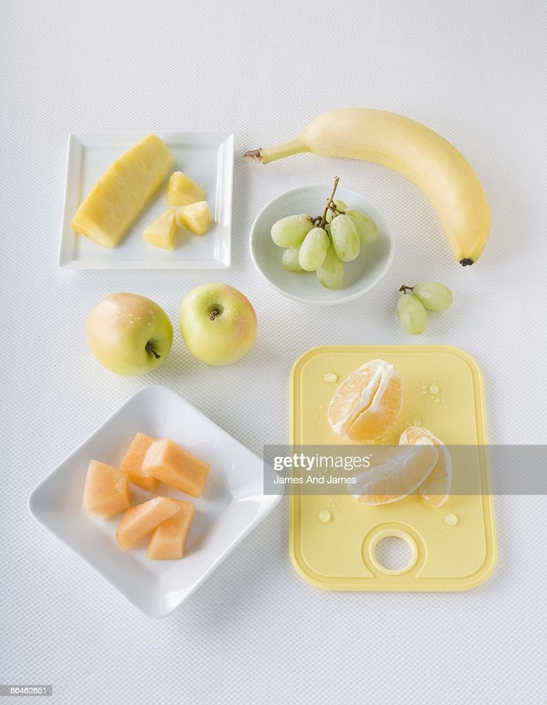 Assorted fruit : Stock Photo