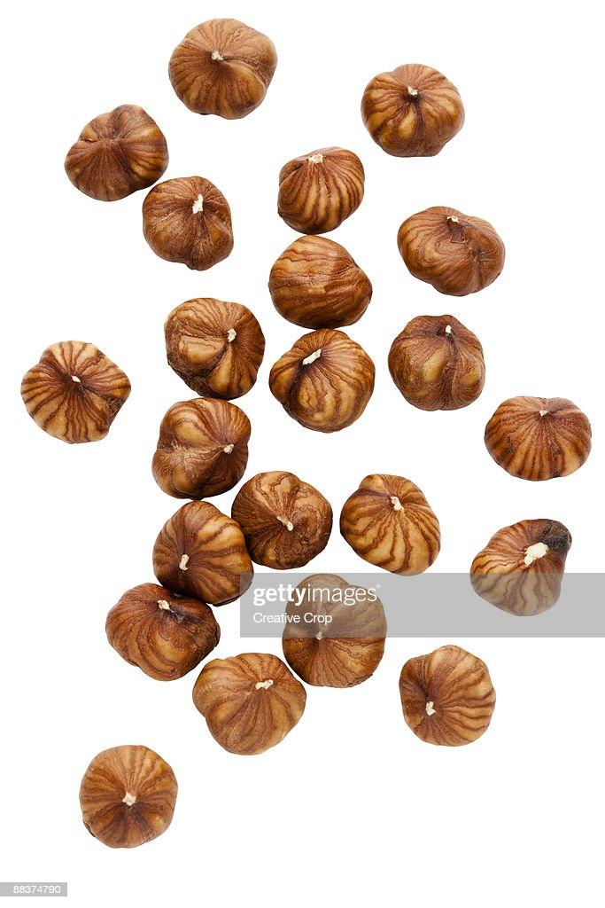 Assorted Hazelnuts