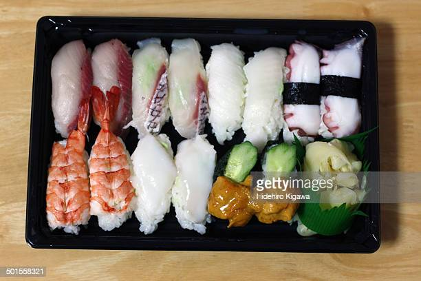 Assorted Sushi Pack