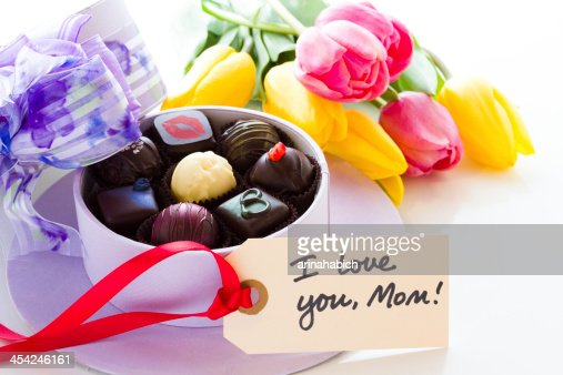 Assorted truffles : Stock Photo