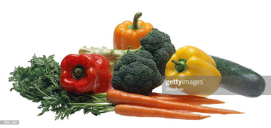 Assorted vegetables : Stock Photo