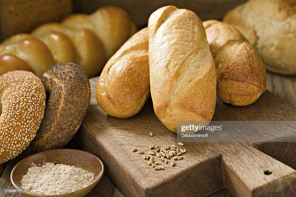 Assortment Of Breads
