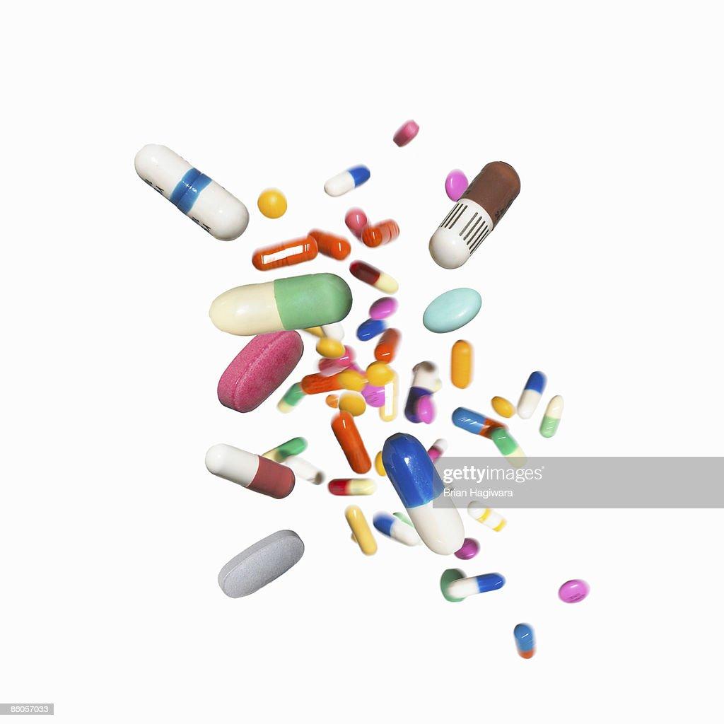 Assortment of medications