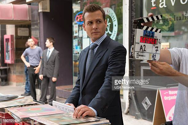 SUITS 'Asterisk' Episode 209 Pictured Gabriel Macht as Harvey Specter