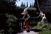 Asterix Amusement Park In Paris France On the outskirts of Paris