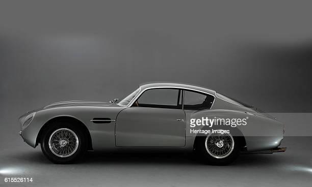 Aston Martin DB4 GT Zagato bodied Artist Unknown