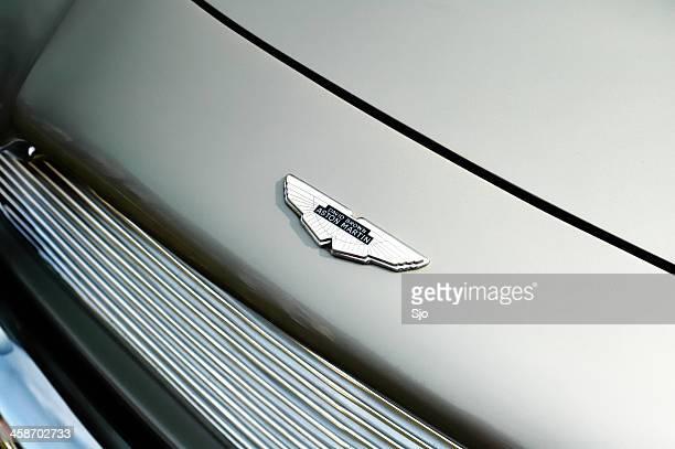 Aston Martin DB5 logo
