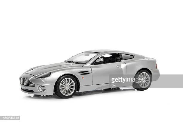 Aston Martin Vanquish model car