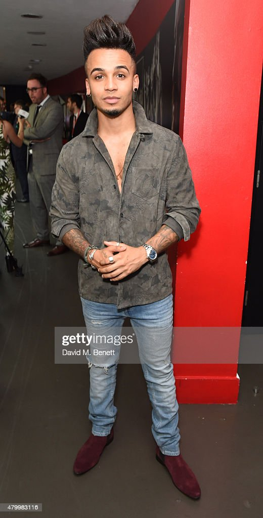 <a gi-track='captionPersonalityLinkClicked' href=/galleries/search?phrase=Aston+Merrygold&family=editorial&specificpeople=5739699 ng-click='$event.stopPropagation()'>Aston Merrygold</a> attends the Arqiva Commercial Radio Awards at The Roundhouse on July 8, 2015 in London, England.