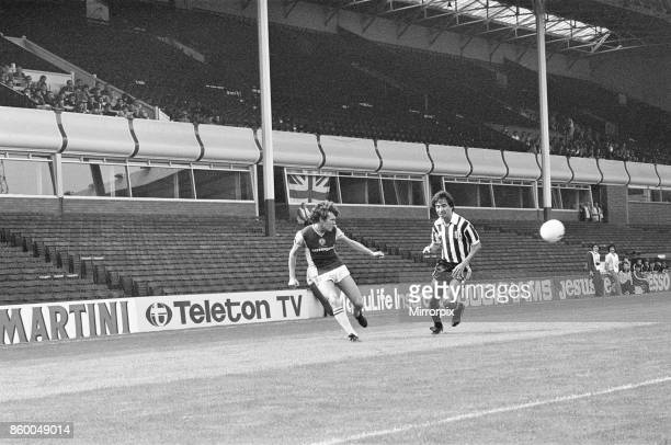 Aston Villa 31 Besiktas European Cup 1st round 1st leg match at Villa Park Wednesday 15th September 1982Aston Villa were forced to play this tie...