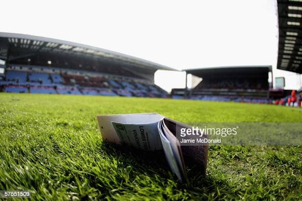 Football Tickets Stock Photos And Pictures Getty Images