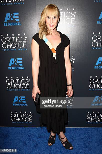 Astress Zackary Drucker attends the 5th annual Critics' Choice Television Awards at The Beverly Hilton Hotel on May 31 2015 in Beverly Hills...